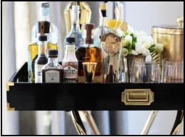hire a cocktail bar bartender Seattle