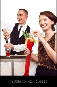 mobile cocktail classes