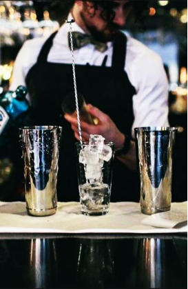 cocktail making classes in Boston