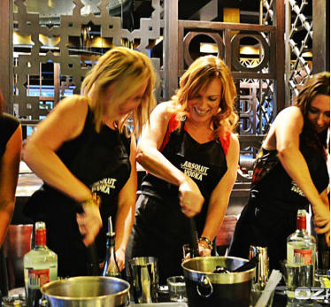 cocktail making classes Las Vegas
