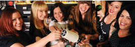 bachelorette party mixology classes washington