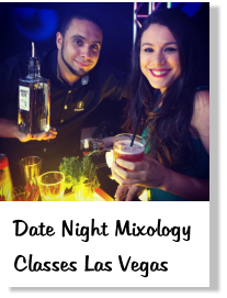 date night mixology classes las vegas