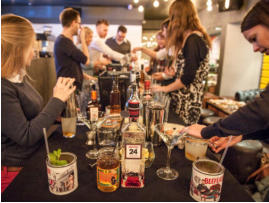 mixology events in New York