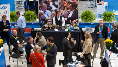 trade show bartender hire