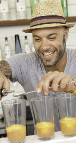 team building mixology classes San Diego