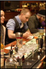 portland mixology classes