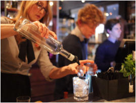 bartending classes Portland