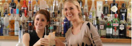 bachelorette party mixology classes Richmond