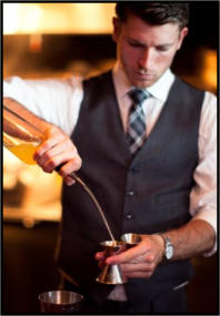 holiday party mixology classes NYC