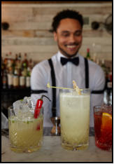 team building mixology classes Houston