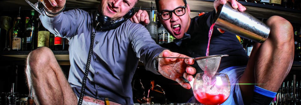 mixology classes Pittsburgh