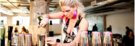 bachelorette party mixology classes Raleigh
